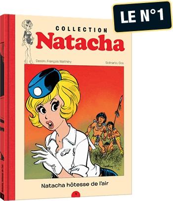 Natacha décolle chez Hachette