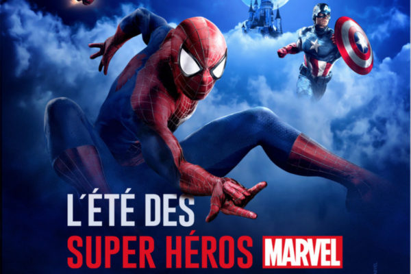 Avant-première de l'Eté des Super-Héros Marvel au Yoyo du Palais de Tokyo