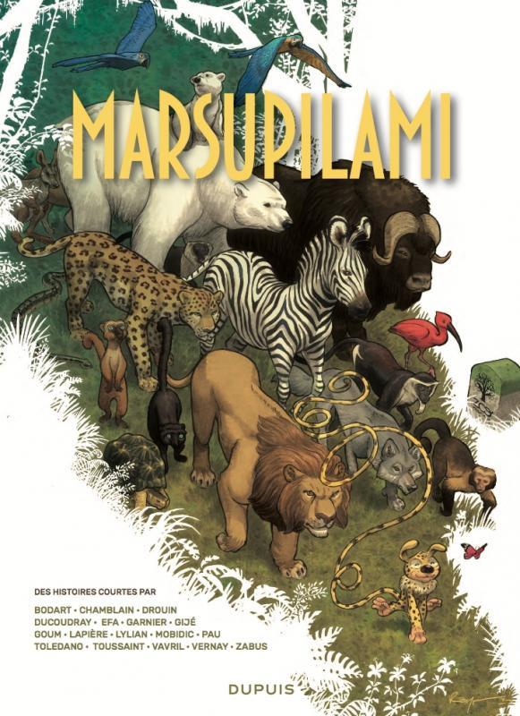 Un Marsu au zoo
