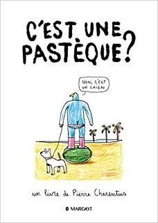 C'est une pastèque ? Non c'est un chien (Charentus) – Margot – 12,90€