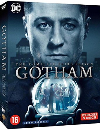 Gotham – Saison 3 – En DVD et Blu-Ray