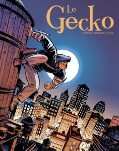 Le Gecko (Courty, Godart, Josse) – Akileos – 17€