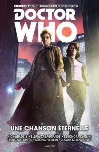 Docteur Who, Une Chanson éternelle (Abadzis, Casagrande, Carlini, Stott, Romera ) – Akileos – 16€