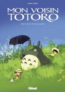 Mon voisin Totoro (Miyazaki) – Glénat – 15,50€