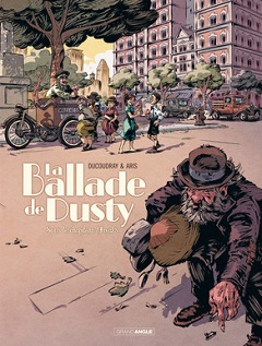 La Ballade de Dusty T2 (Ducoudray, Aris, Ralenti) – Bamboo – 14,90€
