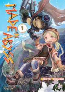 Made in Abyss T1 (Tsukushi) – Ototo – 8,99€