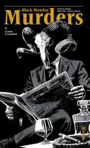 Black Monday Murders T1 (Hickman, Coker) – Urban Comics – 22,50€