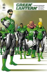 Green Lantern Rebirth T2 (Venditti, Van Sciver, Sandoval, Benes) – Urban Comics – 15,50€