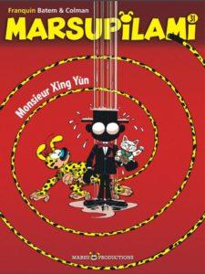 Marsupilami T31 (Franquin, Colman, Batem, Cerise) – Marsu Productions – 10,95€