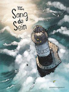 Sang de Sein (Weber, Nicoby) – Vents d'Ouest – 18,50€