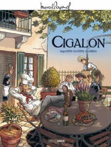 Cigalon (Scotto, Stoffel, Hübsch, Cordurié) – Bamboo – 16,90€