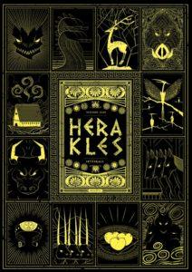 Herakles, intégrale (Cour) – Akileos – 39€