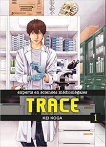Trace, «Kasôken hôi kenkyûin no tsuisô»  (Koga) – Komikku Editions – 8,50€