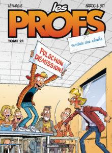 Les Profs T21 (Erroc, Sti, Léturgie, Guénard) – Bamboo – 10,95€