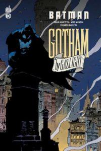 Batman – Gotham by Gaslight (Augustyn, Mignola, Barreto) – Urban Comics – 20€
