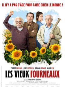 Les Vieux Fourneaux – le Film