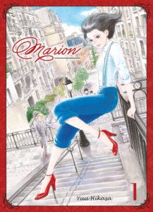 Marion, «Gohyakunenme no Marion» (Hikasa) – Komikku Editions – 8,50 €