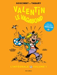 Intégrale Valentin le Vagabond T1 (Goscinny, Tabary) – IMAV Editions – 29,90€