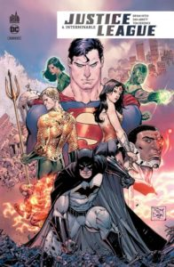 Justice League Rebirth T4 (Collectif) – Urban Comics – 15,50€