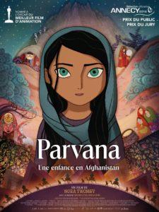 Parvana, une enfance en Afghanistan, en DVD le 31 octobre 2018
