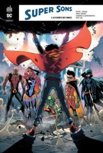 Super Sons T2 (Tomasi, Jimenez) – Urban Comics – 14,50€