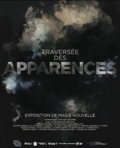 Première exposition de Magie Nouvelle, «Traversée des Apparences» – Friche de la belle de Mai (Marseille) – Du 12 Janvier au 24 Février 2019