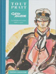 Corto Maltese, la Ballade de la mer salée (Hugo Pratt) – Editions Altaya – 10,48€