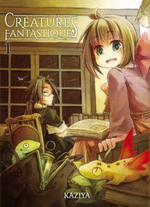 Créatures Fantastiques (Kaziya) – Komikku Éditions – 7,99 €