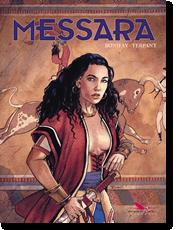 Messara – intégrale (Bonifay, Terpant) – Editions du Long Bec – 26,50€