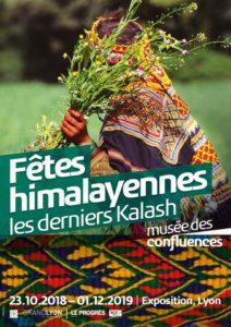 «Fêtes himalayennes, les derniers Kalash» – Musée des Confluences (Lyon) – Du 23 octobre 2018 au 1er décembre 2019