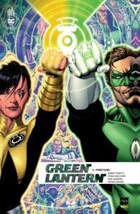 Green Lantern Rebirth T4 (Venditti, Van Sciver, Sandoval) – Urban Comics – 17,50€