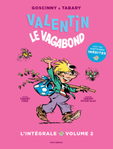 Intégrale Valentin le Vagabond T2 (Goscinny, Fred, Tabary, Glay) – IMAV Editions – 29,90€