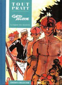 Corto Maltese, La lagune des Mystères (Hugo Pratt) – Editions Altaya – 12,99€