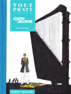 Corto Maltese, Les Celtiques (Hugo Pratt) – Editions Altaya – 12,99€