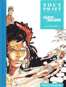 Corto Maltese, Les Ethiopiques (Hugo Pratt) – Editions Altaya – 12,99€