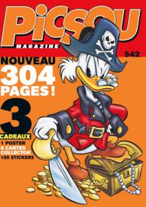 Picsou Magazine se met au vert