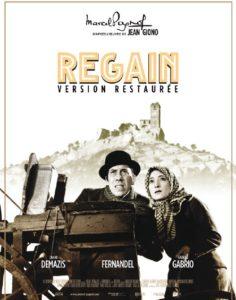 Les Événements Marcel Pagnol 2019, Mercredi 10 avril, Cinéma «Le Pagnol» à Aubagne, Regain d'après Jean Giono