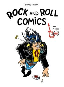 Rock and Roll Comics (Blum) – Tartamudo – 22 €