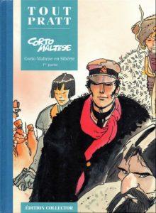 Corto Maltese, Corto Maltese en Sibérie, 2 Albums (Hugo Pratt) – Editions Altaya – 12,99€