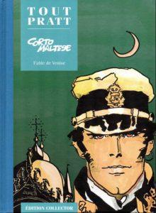 Corto Maltese, Fable de Venise (Pratt) – Altaya – 12.99€