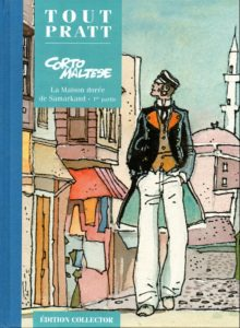 Corto Maltese, la maison dorée de Samarkand, 2 Albums (Hugo Pratt) – Editions Altaya – 12,99€