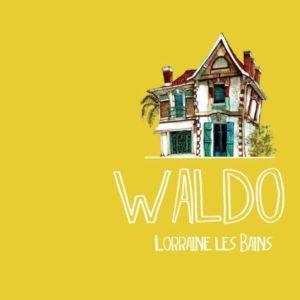 Waldo (Lorraine les Bains) – Éditions Lapin – 19 €