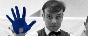 Exposition  «Yves Klein, des cris bleus» – Musée Soulages de Rodez du 21 juin au 3 novembre 2019