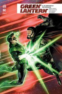 Green Lantern Rebirth T5 (Venditti, Van Sciver, Sandoval, Herbert, Peterson) – Urban Comics – 22,50€