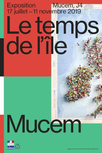 «Le temps de l'île» – Mucem J4, Marseille – Exposition du 17 juillet au 11 novembre 2019