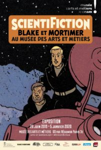 Immersion dans les machines de Blake et Mortimer