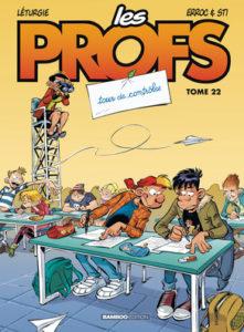 Les Profs T22 (Erroc, Sti, Léturgie, Guénard) – Bamboo – 10,95€