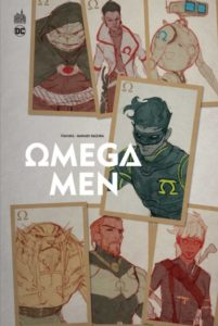 Omega Men (King, Bagenda) – Urban Comics – 22,50€