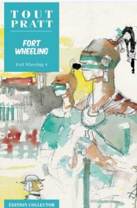 Fort Wheeling T4 (Pratt) – Editions Altaya – 12,99€