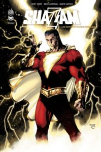 Shazam rebirth T1 (Johns, Eaglesham, Santucci) – Urban Comics – 15,50€